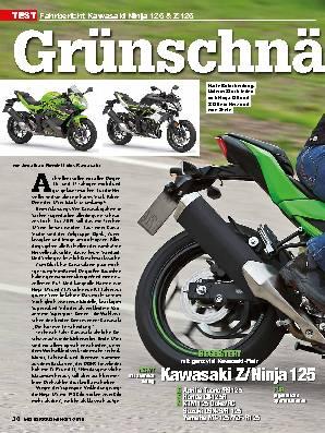 Kawasaki Ninja 125 & Z 125