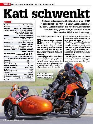 Kalich-KTM 1190 Adventure
