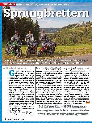 48-PS-Bikes bis 4000 Euro