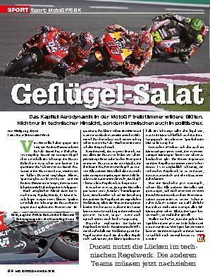 MotoGP / SBK