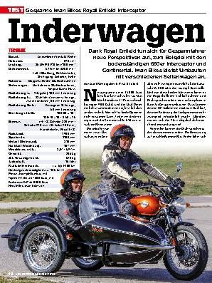 Iwan Bikes Royal Enfield Interceptor