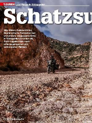 Lost Places in Südspanien