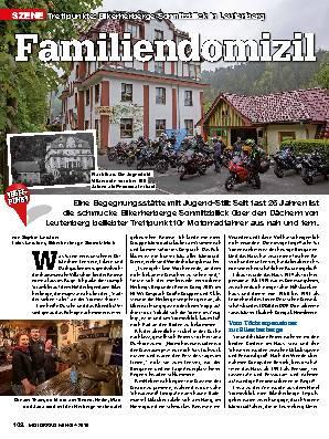 Bikerherberge Sormitzblick in Leutenberg
