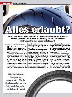 Recht & Reifen