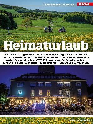 Traumtouren in Deutschland
