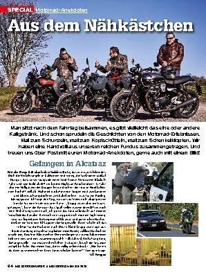 Motorrad-Anekdoten
