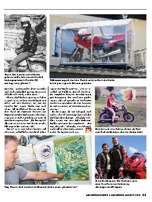 Ducati-Maniac Ralf Friedrichs