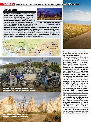 Abenteuer Zentralasien: Von der Mongolei nach Hildesheim