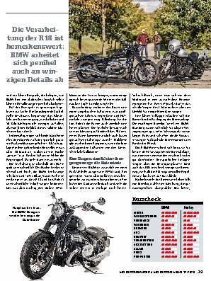 BMW R 18 First Edition – Harley-Davidson Low Rider S