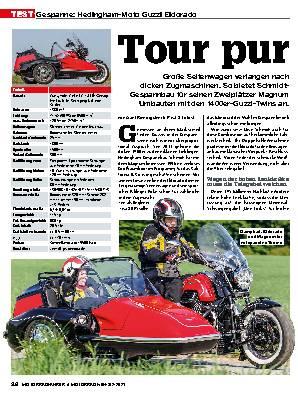 Hedingham-Moto Guzzi Eldorado