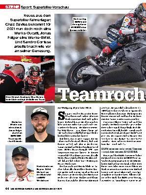 Sport: Superbike-Vorschau