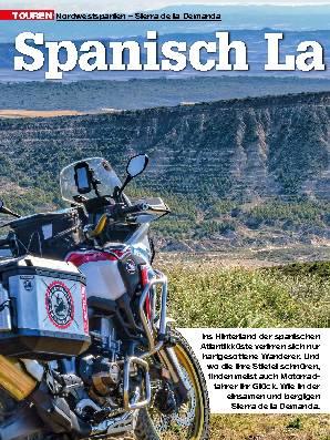 Nordwestspanien – Sierra de la Demanda