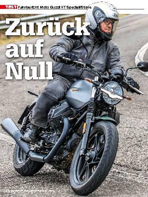 Moto Guzzi V7 Special/Stone