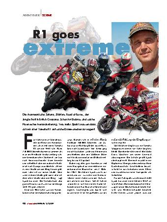 R1 goes Extrem