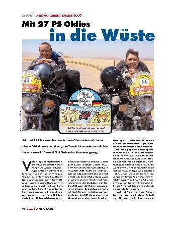 Allgäu-Orient-Rallye 2009