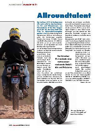 Dunlop TR 91