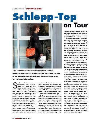 Schlepp-Top on Tour