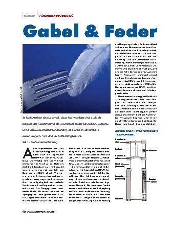 Gabel & Feder