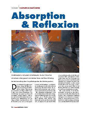 Absorption & Reflexion