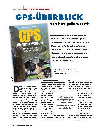 GPS-Für Motorradfahrer