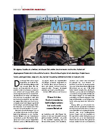 Roadbook Anleitungen