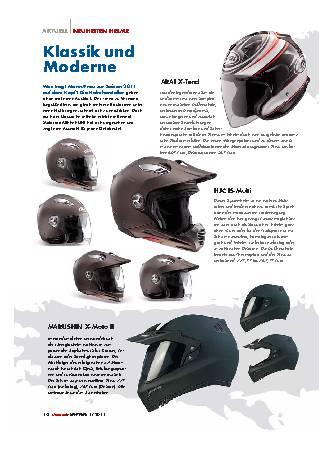 Helme Neuheiten