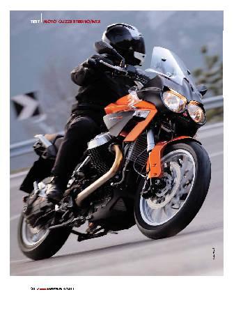 Moto Guzzi Stelvio / NTX