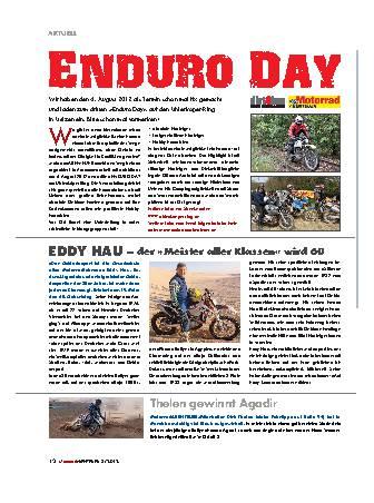 Aktuell Enduro Day