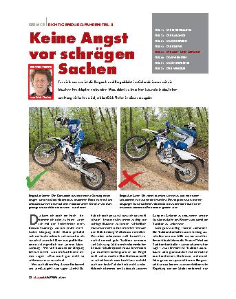Enduro Training Teil 5
