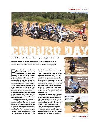Enduro Day