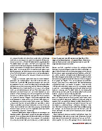 Auf den Spuren der Dakar