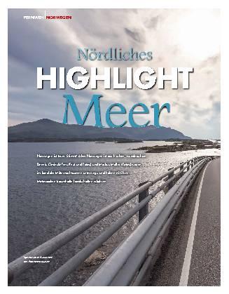 Nördliches Highlight Meer