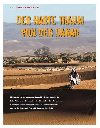 Der harte Traum von der Dakar