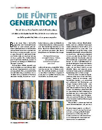 Die fünfte Generation
