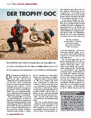 DER TROPHY-DOC