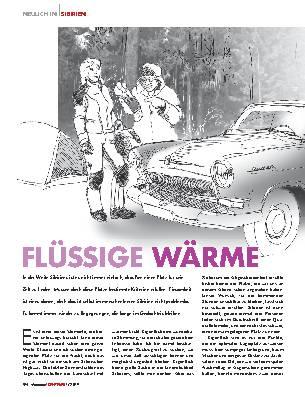 FLÜSSIGE WÄRME