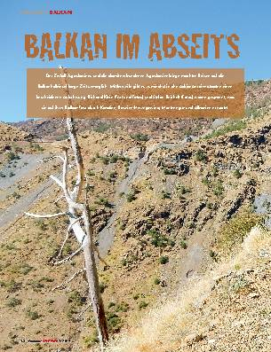 BALKAN IM ABSEITS
