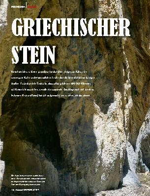 GRIECHISCHER STEIN
