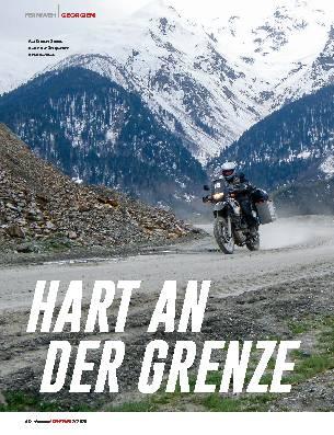 HART AN DER GRENZE