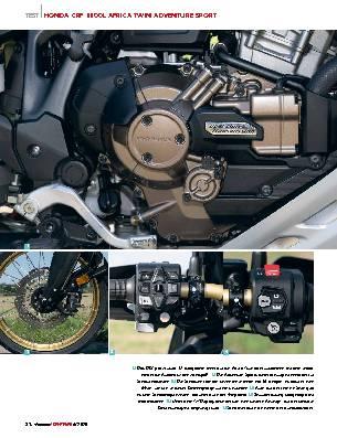 HONDA CRF 1100L AFRICA TWIN ADVENTURE SPORT