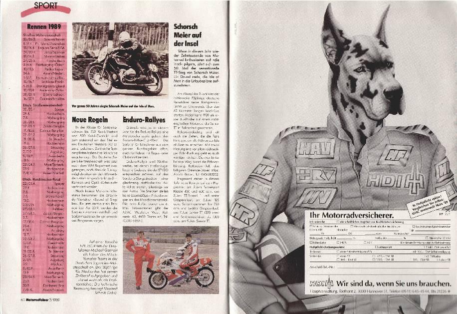 Rennen 1989