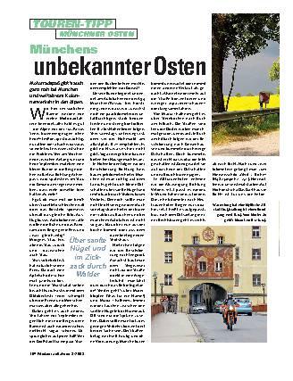 Münchens unbekannter Osten