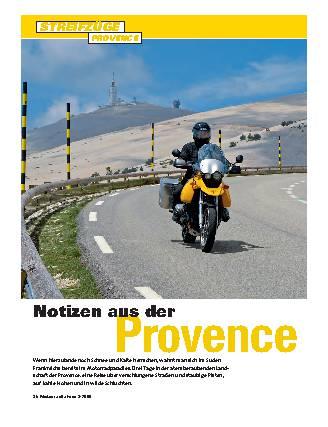 Notizen aus der Provence