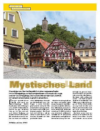 Mystisches Land