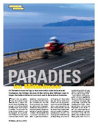 PARADIES im Mittelmeer