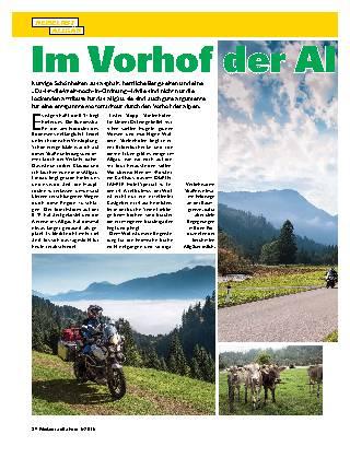 Im Vorhof der Alpen