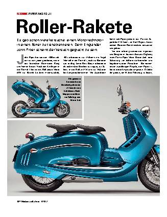 Roller-Rakete