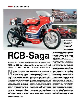 RCB-Saga