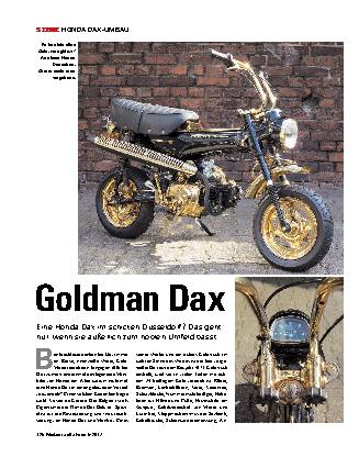 Goldman Dax