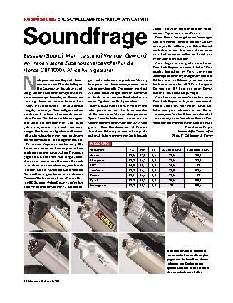 Soundfrage